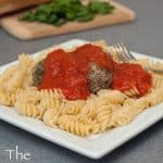 The Absolute Best Italian Meatballs Recipe