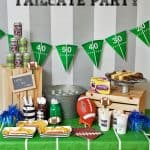 Touchdown! Throwing a College Football Tailgate Party