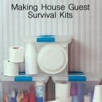 Company's Coming! Making House Guest Survival Kits