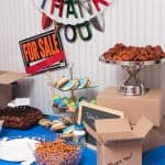Show Your Appreciation With A Moving Day Party