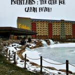 Kalahari Resort in the Poconos Mountains, PA — the Cure for Cabin Fever!