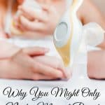 Why You Might Only Need a Manual Breast Pump