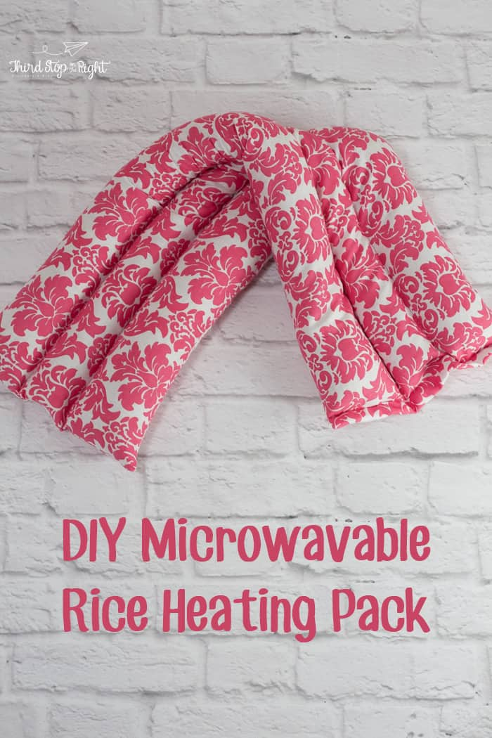 DIY Microwavable Heating Pack