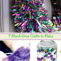 9 Mardi Gras Crafts To Make
