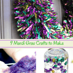 9 Mardi Gras Crafts To Make