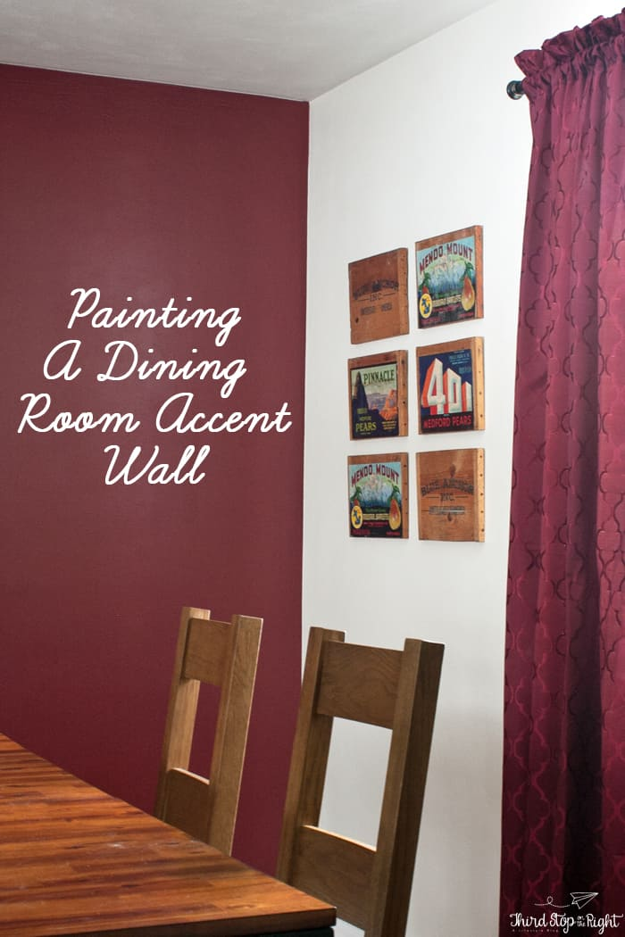 DiningRoomAccentWall