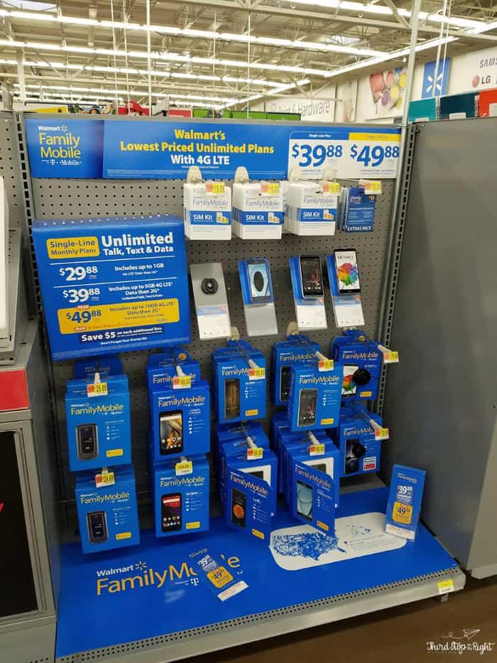 Walmart Family Mobile Store Photo