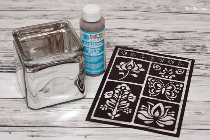 Glass Etching Supplies