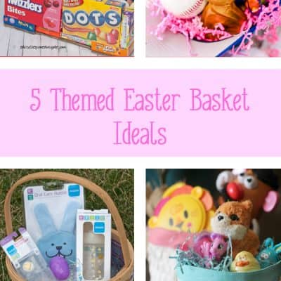 5 Themed Easter Baskets to Try This Year