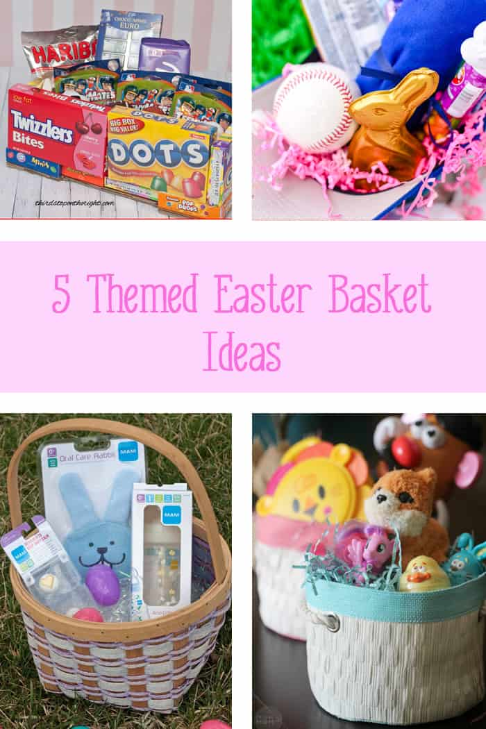 5 themed easter baskets to try this year third stop on the right its almost easter and if you are anything like me you are probably working on getting together the last few things for your kids easter baskets negle Image collections