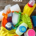 15 Easy Spring Cleaning Hacks