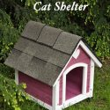 Protect Them From the Elements With a Feral Cat Shelter