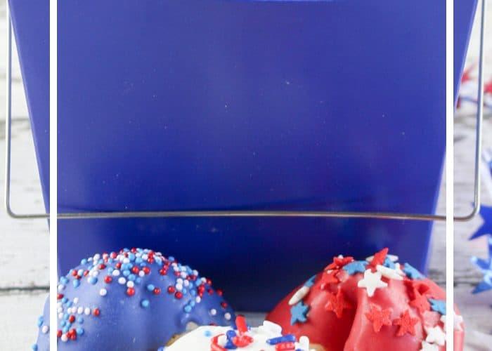 Celebrate America With Patriotic Fortune Cookies