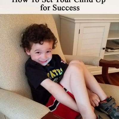 Preparing For Kindergarten: How To Set Your Child Up for Success