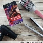 Tips for Coloring and Straightening Curly Hair
