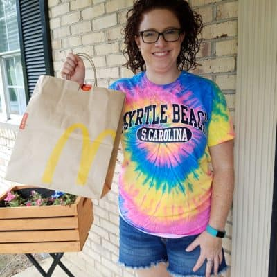 Get Delicious McDonald's Food Delivered Right To Your Door