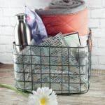 Making Pretty Little Gift Baskets