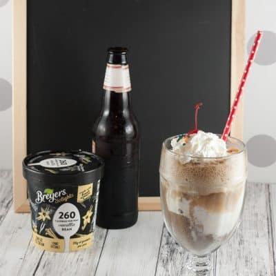 Create Refreshing Grown-Up Root Beer Floats