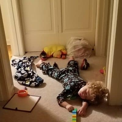 Trying to Tackle My 3-Year-Old's Bad Sleep Habits