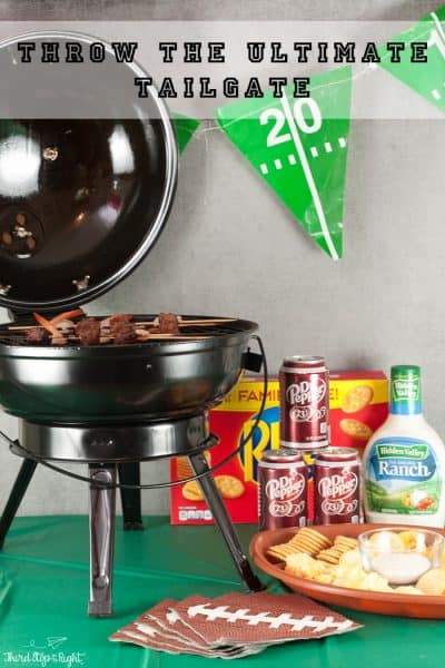 Get Ready for Football Season with the Perfect Tailgate