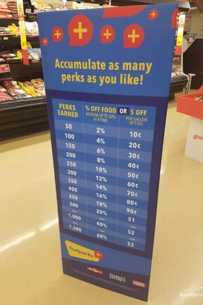 Save More Money with Giant Eagle's New fuelperks+ program