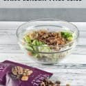 Lemon Balsamic Pecan Salad