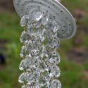 Wire Wrapped Watering Can Garden Art Crystal Tutorial