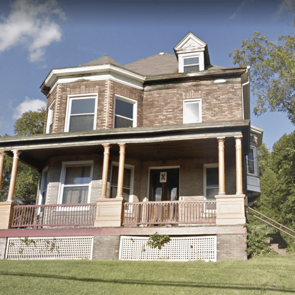 A Glimpse Inside One of Greensburg's Former Mansions