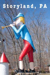 Storyland Park in Schellsburg PA