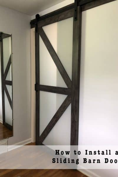 How to Install a Sliding Barn Door