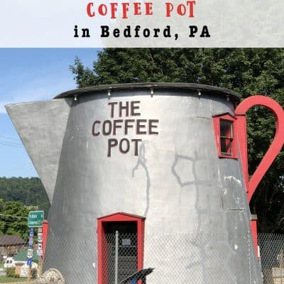 Saving the Coffee Pot in Bedford, Pennsylvania