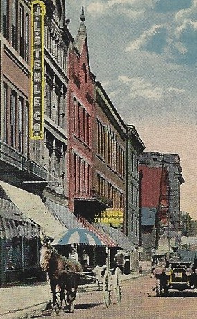 The Changing Look of South Pennsylvania Avenue in Greensburg