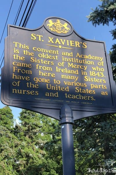 Searching for Clues: Where was St. Xavier's Academy in Latrobe