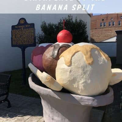 Latrobe, PA: Birthplace of the Banana Split