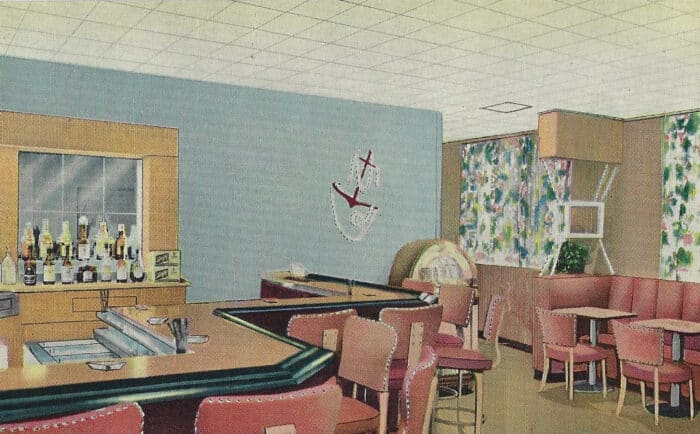 Coral Room Ship Hotel