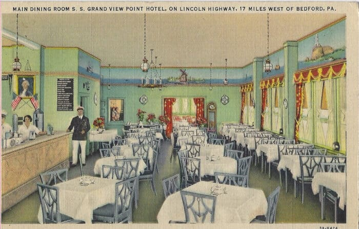 Main Banquet Room Ship Hotel