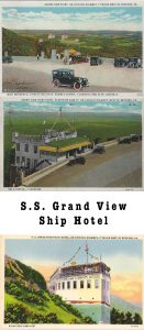 Ship Hotel Pin for Pinterest