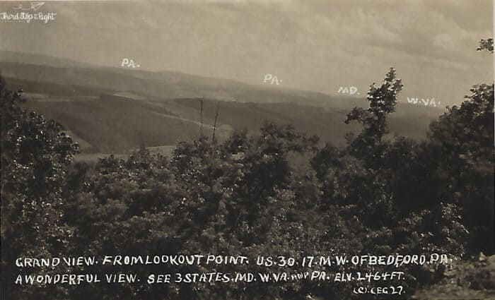 Grand View Lookout