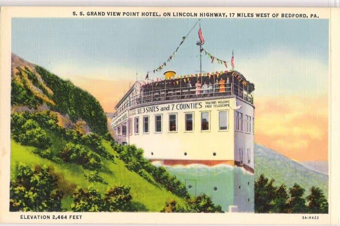 S.S. Grand View Ship Hotel