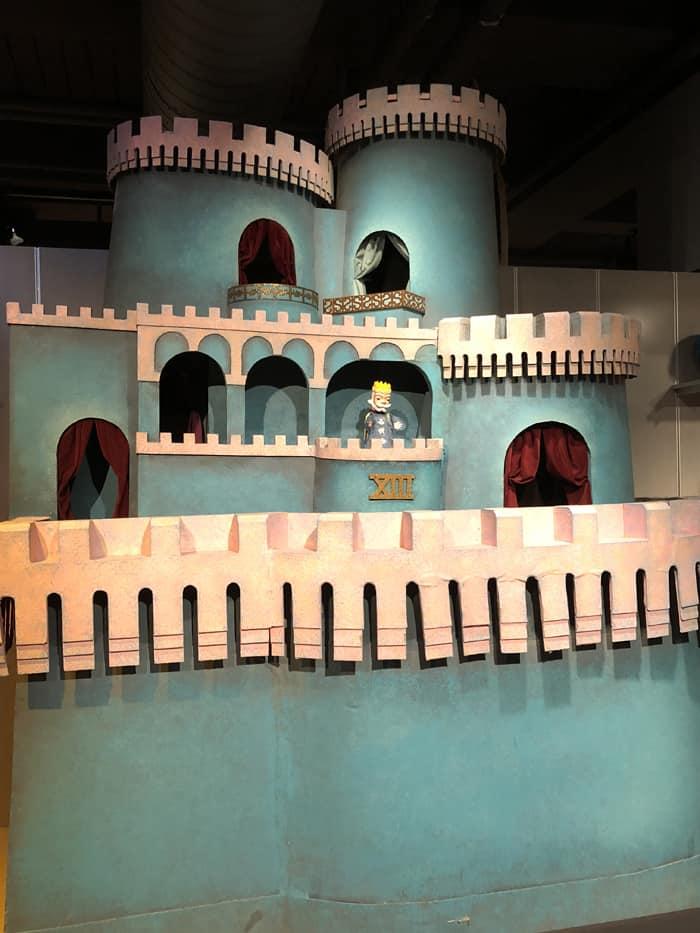 Original Mister Rogers Castle