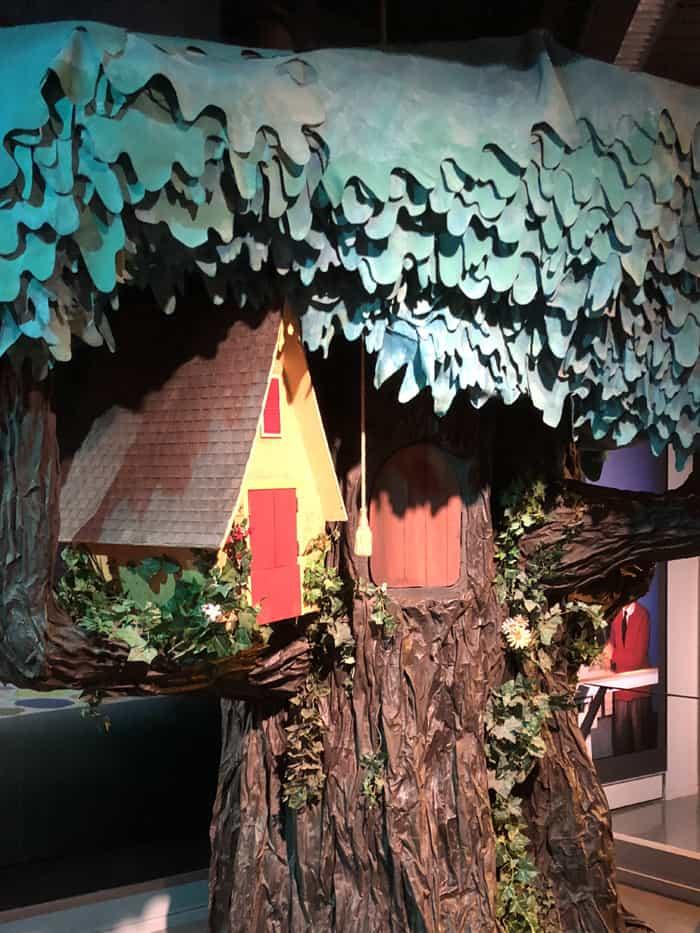 Original Mister Rogers Treehouse