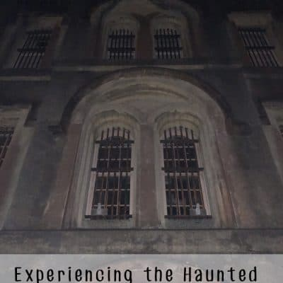 Old Charleston Jail: Scariest Place In The State?