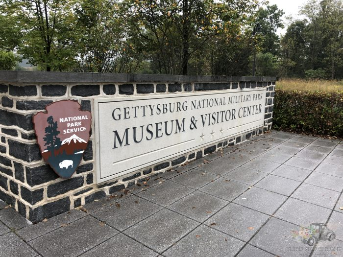 Gettysburg PA Visitors Center