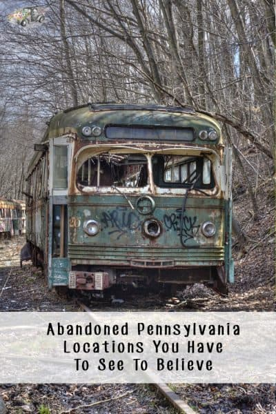 Pennsylvania Abandoned Locations