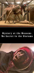 Carnegie Museum Lion Attacking Dromedary Diorama