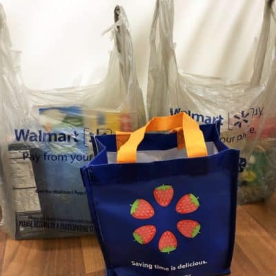 A Working Mom's Dream: Walmart Grocery Delivery