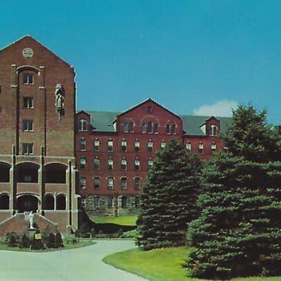 Saint Vincent College and Haunted Aurelius Hall
