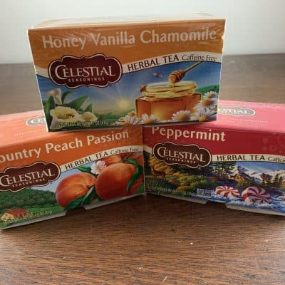 Wind Down this Winter with Celestial Teas
