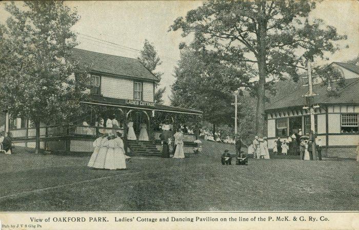 Ladies Cottage Oakford Park