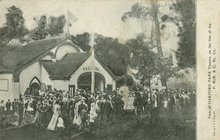 Theater at Oakford Park Jeannette